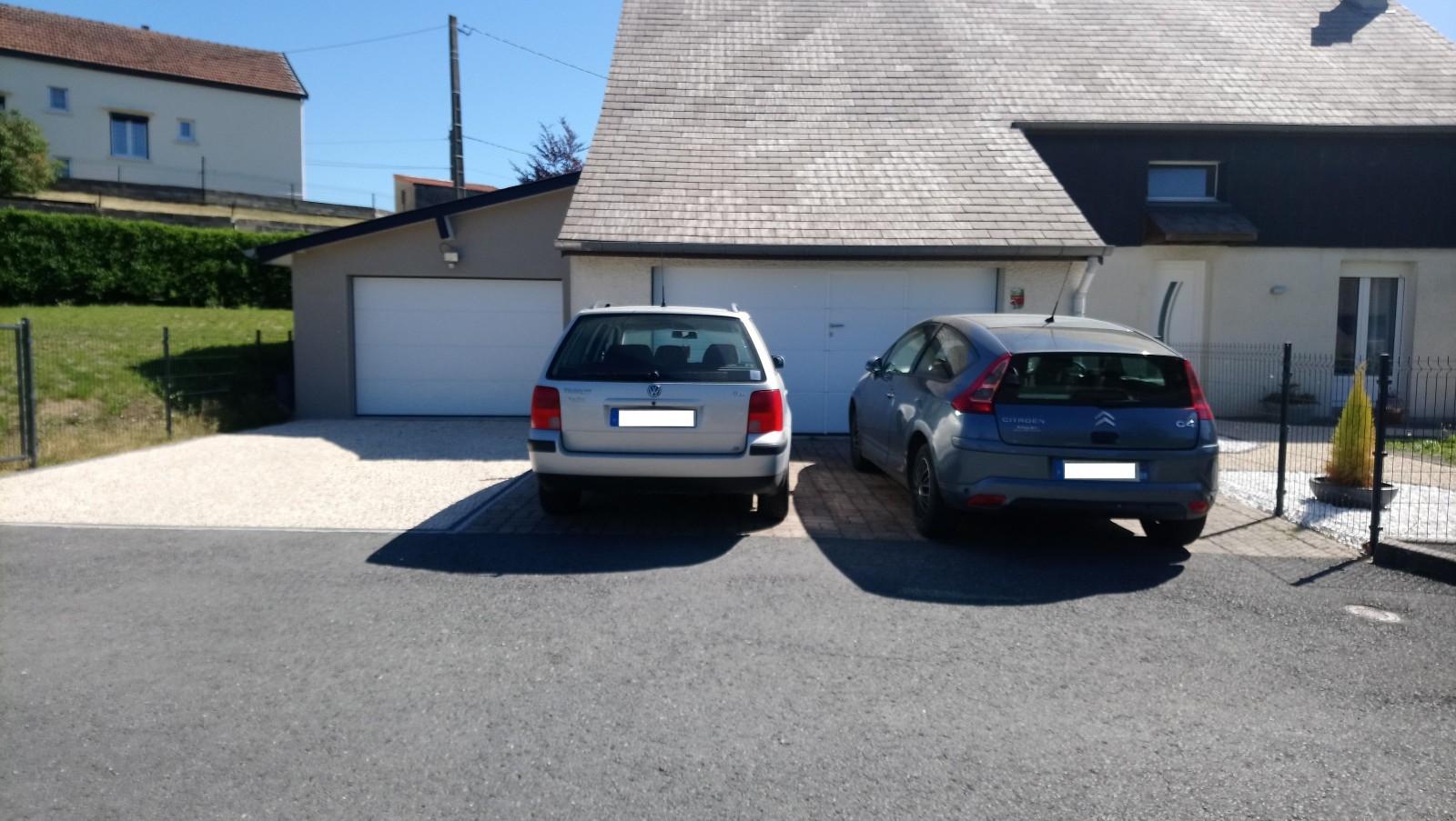 Votre garage parking box en photos page 2 forum ma bmw for Garage recuperer voiture