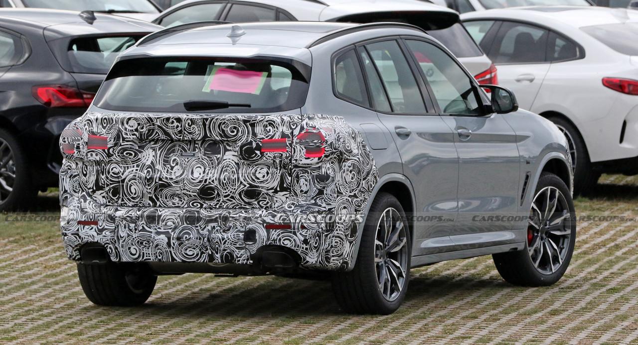X3 G01 Facelift 2021 - MA-BMW.com